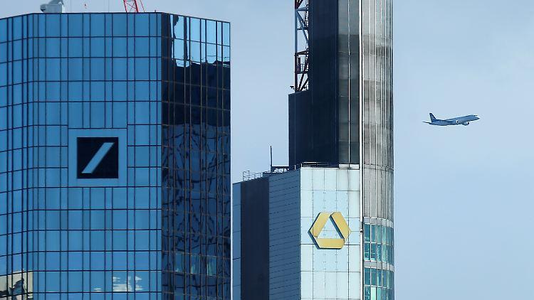 Deutsche Bank und Commerzbank : Bankenfusion gescheitert