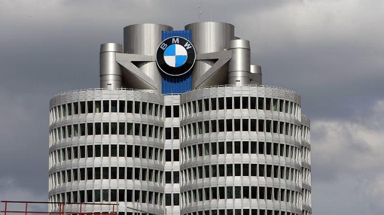 BMW erwartet 2019 erneut Gewinnrückgang