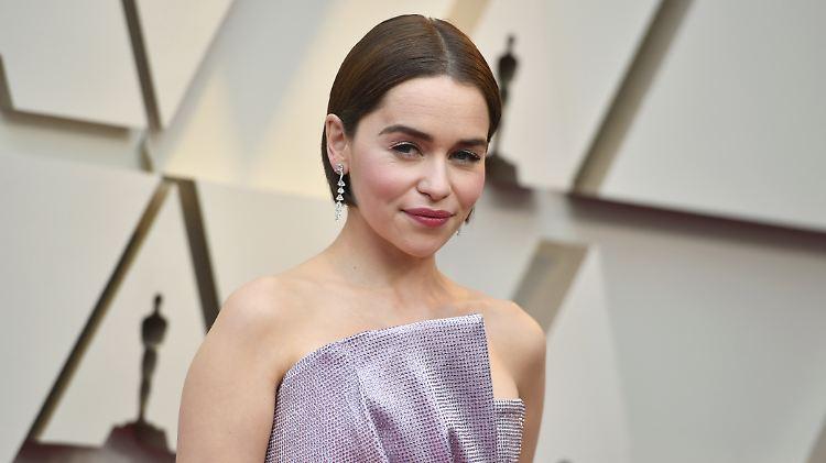 Emilia Clarke: