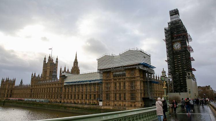 """Brexit-Endspiel: """"Der britische Frosch geht nicht mehr in den Topf"""""""