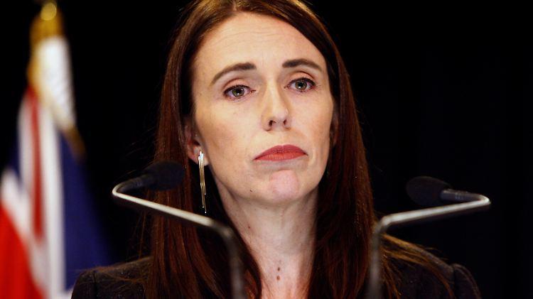 Nach Anschlag in Neuseeland: Ardern richtet Christchurch-Kommission ein