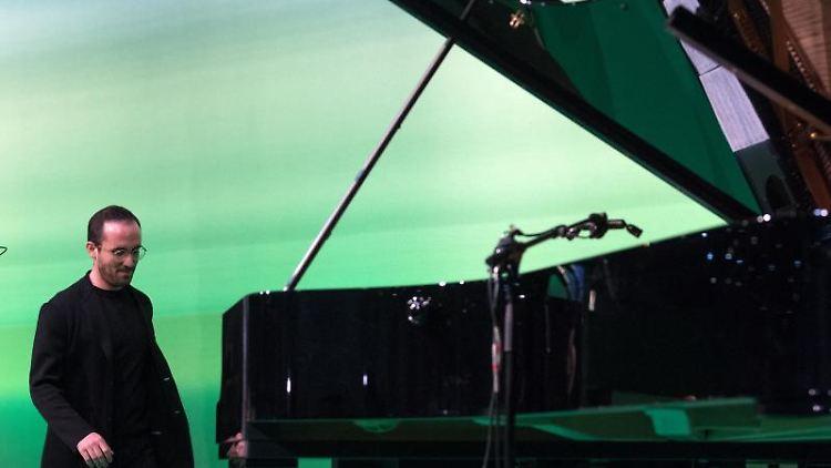 Der Pianist Igor Levit. Foto: Hendrik Schmidt/Archiv