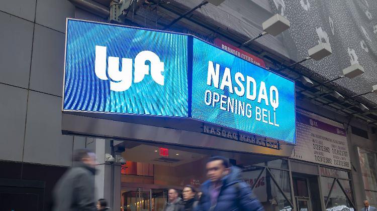 Uber-Rivale Lyft startet mit Vollgas an der Börse | Wirtschaft