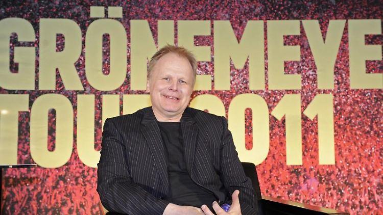 Herbert Grönemeyer bringt ein neues Album heraus.