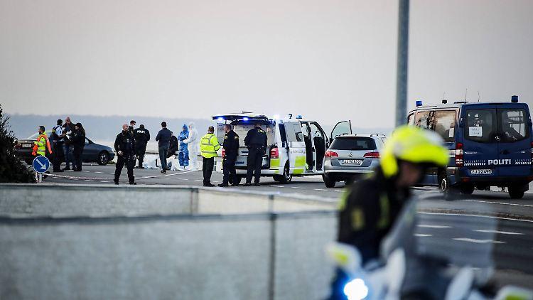 Ein Toter und vier Verletzte bei Schüssen in Dänemark