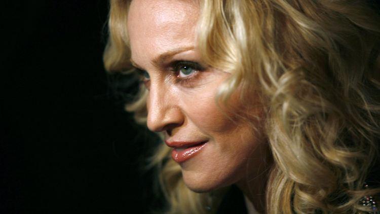Zwei Songs außer Konkurrenz:Madonna tritt bei ESC-Finale auf