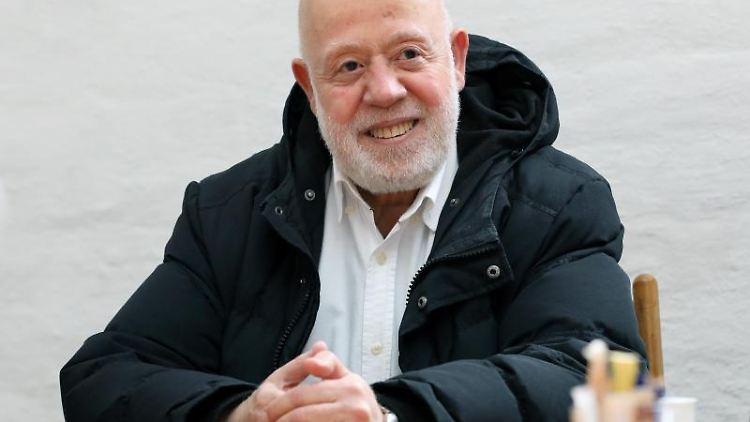 Mohamed Dib Khanji, Vorsitzender des Islamischen Bundes e.V.. Foto: Bernd Wüstneck/Archiv