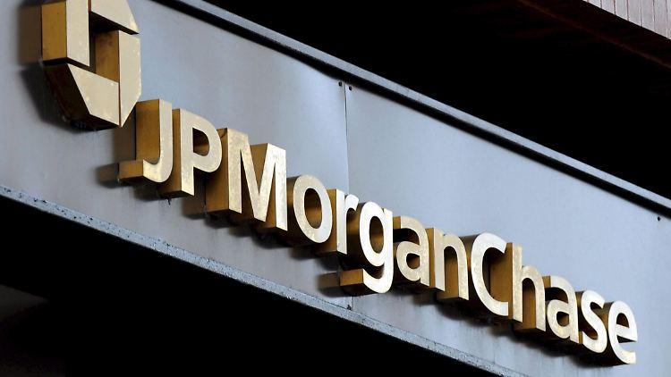 Banken JP Morgan macht Rekord-Quartalsgewinn: Aktie steigt