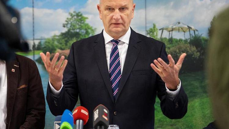 Dietmar Woidke (SPD), Ministerpräsident von Brandenburg. Foto: Monika Skolimowska/Archivbild