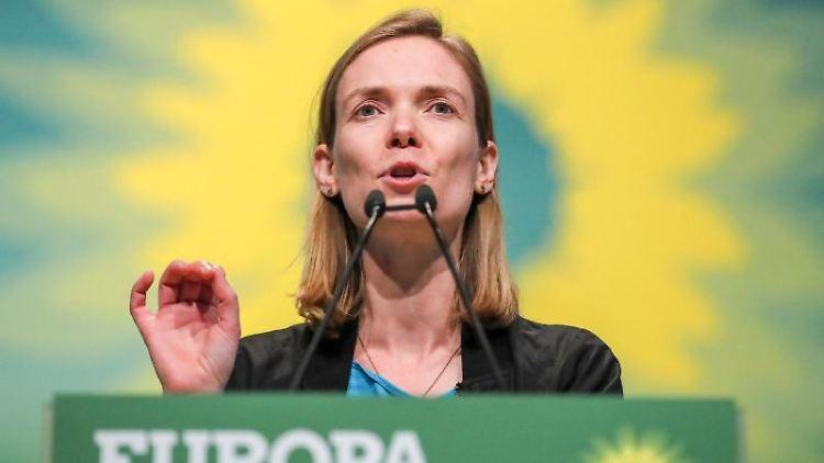 Anna Cavazzini (Bündnis 90/Die Grünen). Foto: Jan Woitas/Archivbild