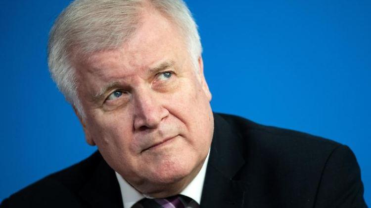 Horst Seehofer (CSU), Bundesminister für Inneres, Heimat und Bau. Foto: Bernd von Jutrczenka/Archiv