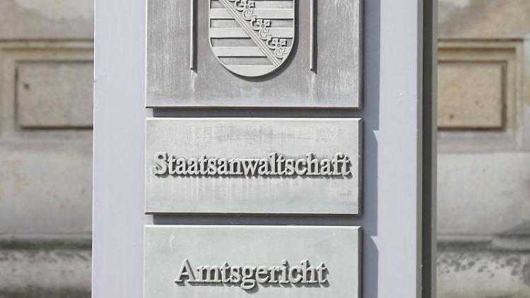 Das Amtsgericht mit Sitz der Staatsanwaltschaft in Zwickau. Foto: Jan Woitas/Archivbild