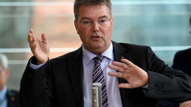 Lars Harms, Fraktionsvorsitzender des Südschleswigschen Wählerverbandes (SSW). Foto: Carsten Rehder/Archivbild