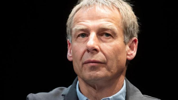 Jürgen Klinsmann, ehemaliger Fußball-Bundestrainer.Foto:Marijan Murat/Archivbild