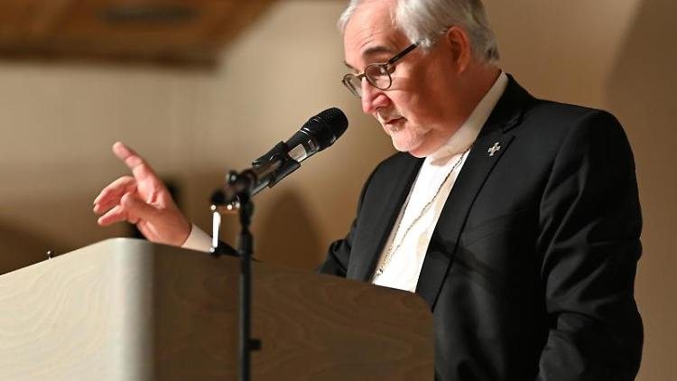 Gebhard Fürst, Bischof der Diözese Rottenburg-Stuttgart.Foto: Felix Kästle/Archivbild