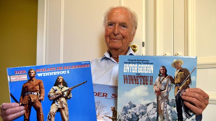 Komponist der Winnetou-Musik ist tot