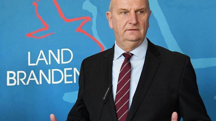 Dietmar Woidke (SPD), Ministerpräsident Brandenburg. Foto: Bernd Settnik/ZB/Archiv
