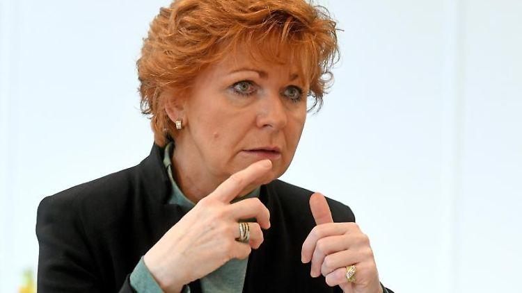 Niedersachsens Justizministerin Barbara Havliza. Foto: Holger Hollemann/Archivbild