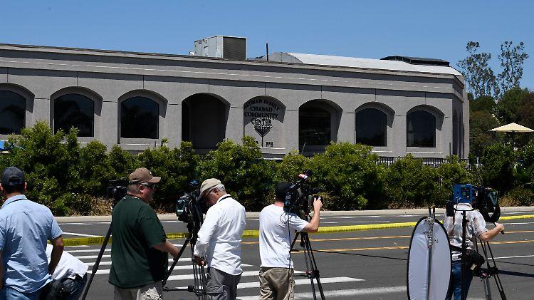 Bürgermeister: Toter bei Angriff auf Synagoge in Kalifornien