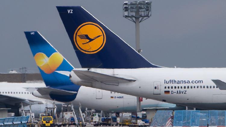 Klima-Kritik bei Hauptversammlung der Lufthansa erwartet - GÄUBOTE