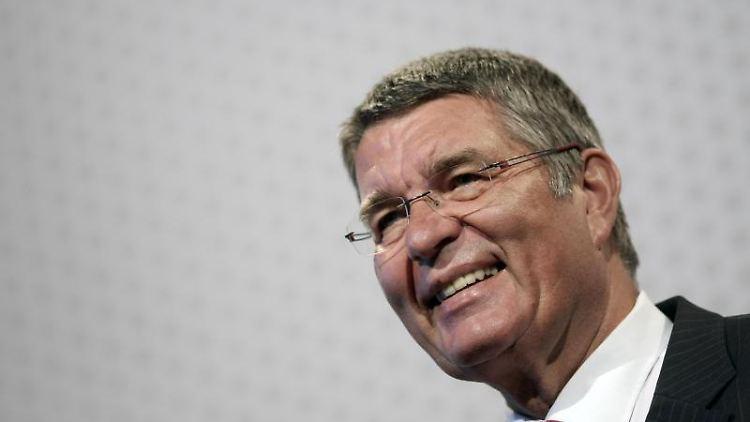 Ehemaliger Mainzer Oberbürgermeister Jens Beutel (SPD) aufgenommen in Mainz. Foto: Fredrik von Erichsen/Archivbild