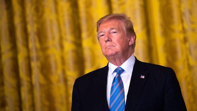 Demokraten: Herausgabe von Trump-Steuererklärungen erzwingen - dpa