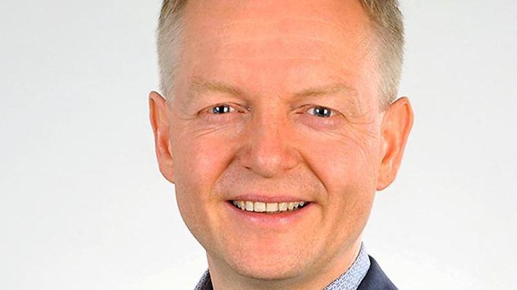 Der 45-jährige Veterinär Stefan Heidrich. Foto: Christina Kurby/Ministerium der Justiz und für Europa und Verbraucherschutz