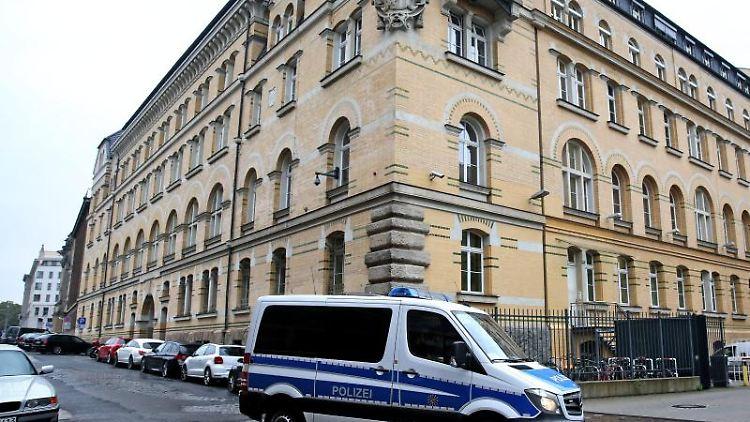 Gutachter im Mordprozess im Landgericht Chemnitz: Opfer ohne Überlebenschance. Foto: Jan Woitas/Archivbild