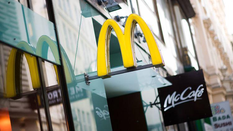 McDonald's-Filialen werden Ersthelfer für US-Bürger in Not