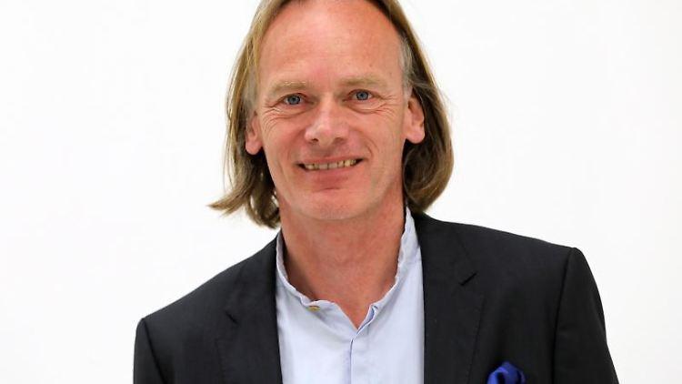 Jörg-Uwe Neumann. Foto: Bernd Wüstneck