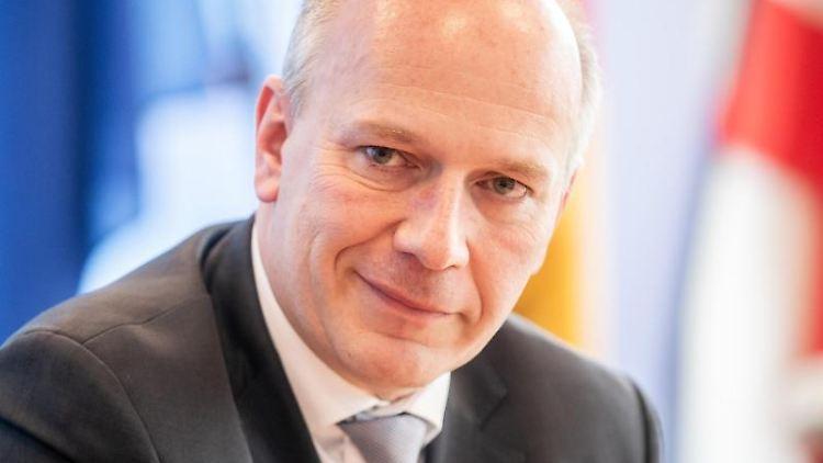 Kai Wegner (CDU). Photo: Michael Kappeler/Archivbild Foto: Michael Kappeler