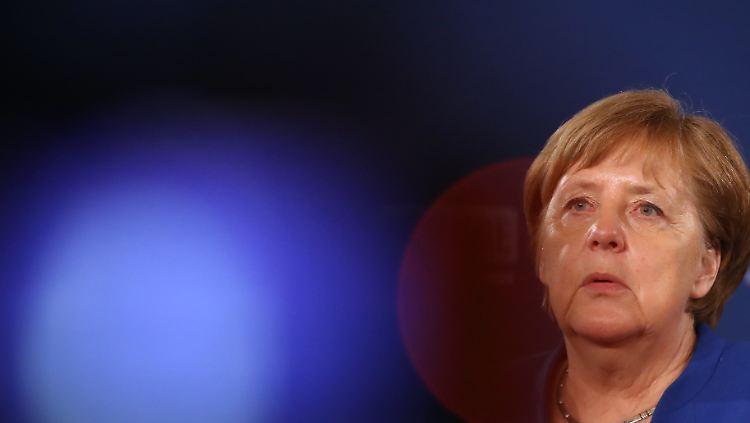 Merkel weist Spekulationen über Wechsel nach Brüssel zurück