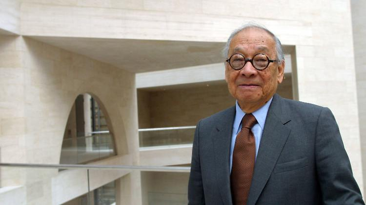 Architektur: Schöpfer der Louvre-Pyramide: I.M. Pei mit 102 Jahren gestorben