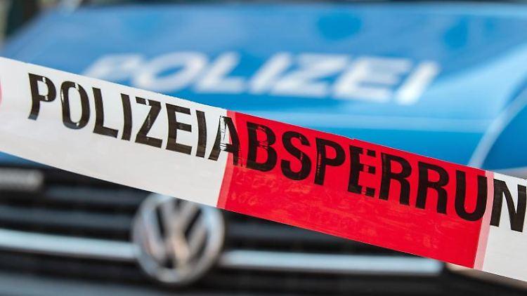 Polizeieinsatz in Hannover. Foto: Swen Pförtner/Archivbild