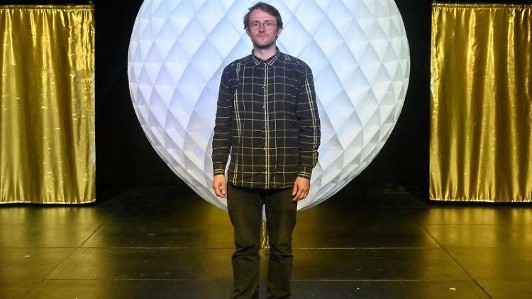 Martin Grünheit, Regisseur des Theaterstücks