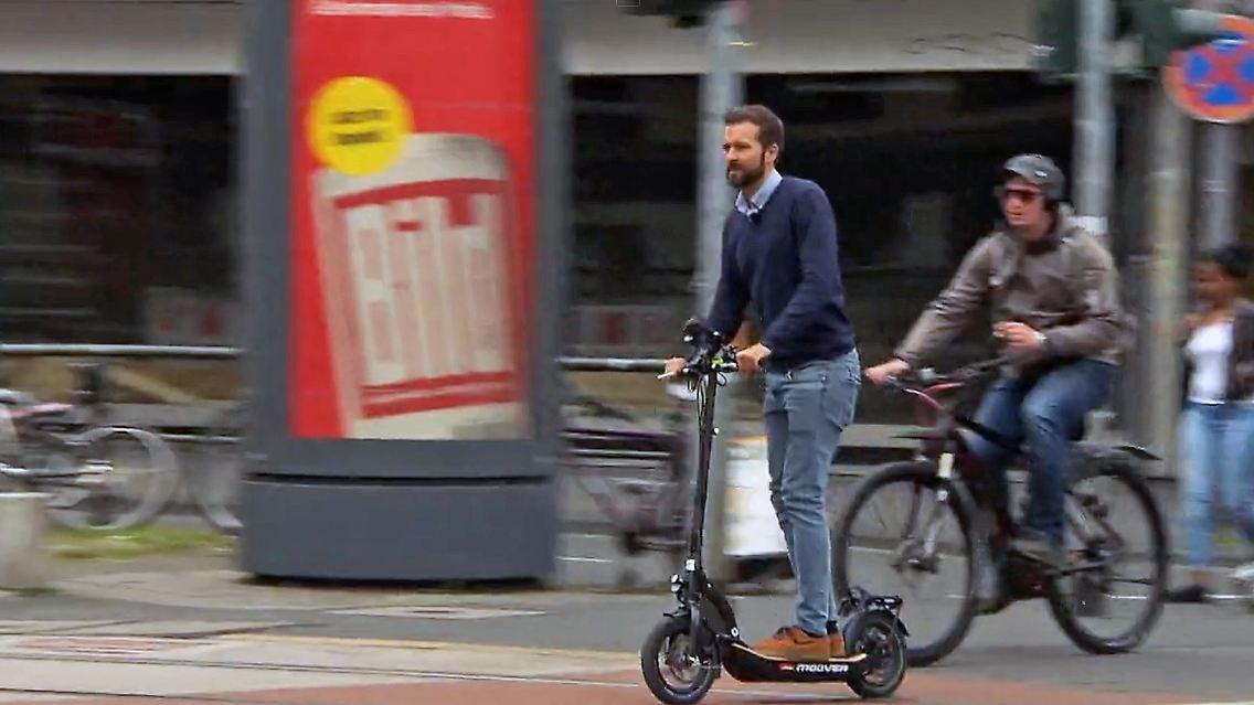 Fakten Zur Straßenzulassung E Scooter Diese Regeln Muss