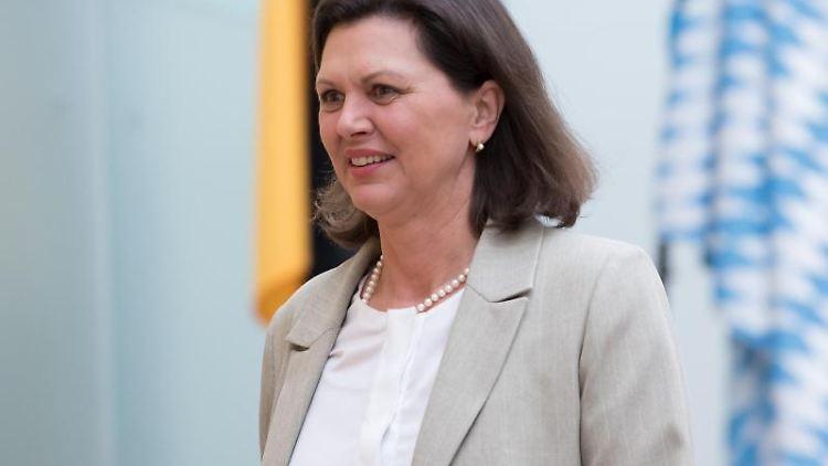 Ilse Aigner (CSU), Präsidentin des Bayerischen Landtags. Foto: Sven Hoppe/Archivbild