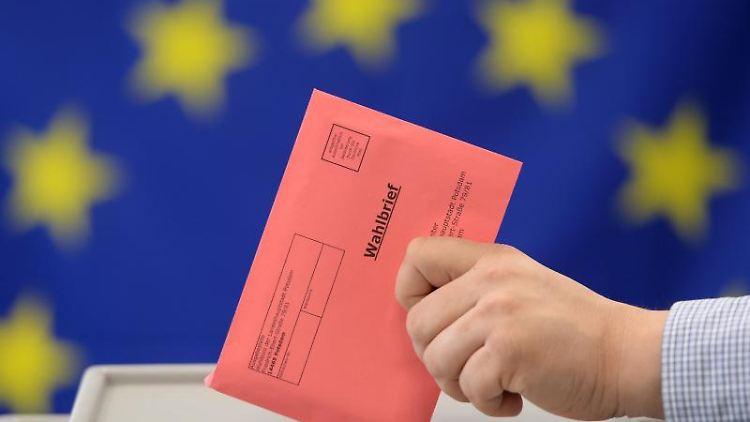 Briefwahl in Bayerns Großstädten beliebter. Foto: Ralf Hirschberger