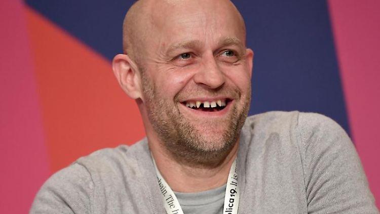 Schauspieler Jürgen Vogel. Foto: Britta Pedersen/Archivbild