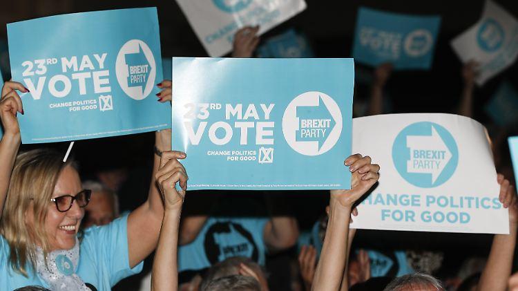 EU-Wahl beginnt mit Abstimmungen in Großbritannien und den Niederlanden