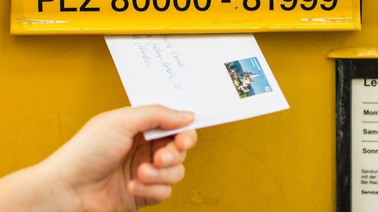Deutsche Post: Briefporto soll laut Bericht ab Juli auf 80 Cent steigen