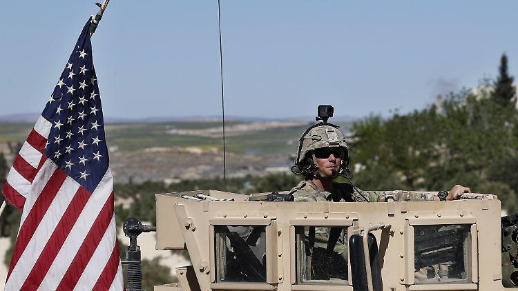 Iran: Entsendung von 1500 US-Soldaten