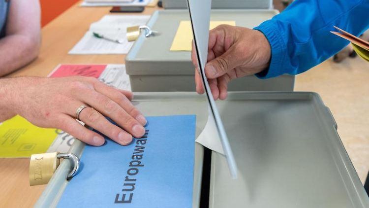 Europawahl. Foto: Andreas Höppner