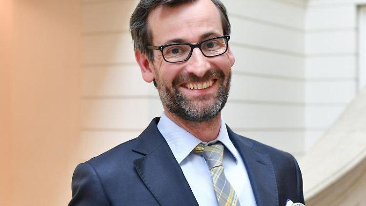 Der SPD-Abgeordnete Sven Kohlmeier. Foto: Jens Kalaene/Archivbild