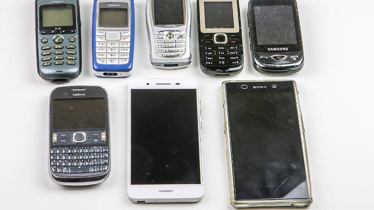 Geld Für Alte Handys