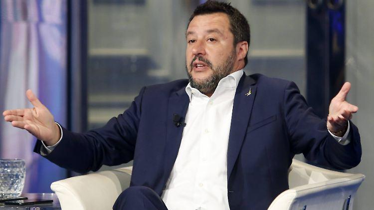 Gegen Schuldenfinanzierung - EU-Führung und EZB kritisieren Italien wegen Haushaltspolitik