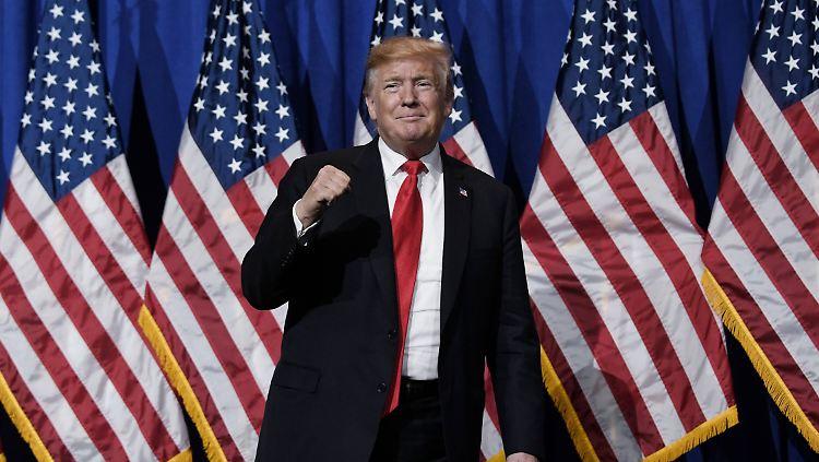Scharfe Kritik an Trump: USA führen