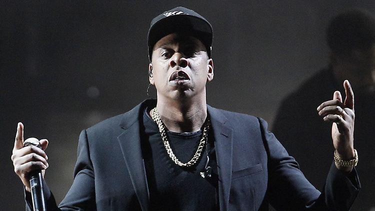 Nicht mit seiner Musik: Jay-Z ist erster Rap-Milliardär