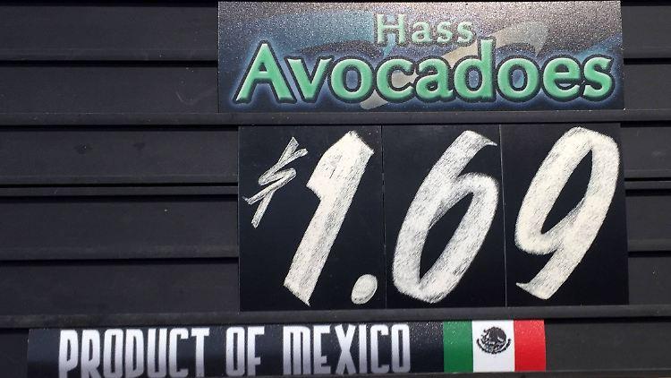 Einigung im letzten Moment: US-Zölle auf Mexiko-Importe zunächst vom Tisch