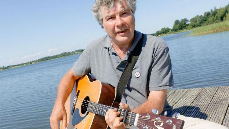 Mit 63 Jahren: Liedermacher Wolfram Eicke in Ostsee ertrunken